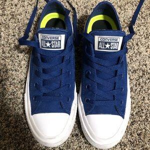 Converse Shoes | Royal Blue Womens 6